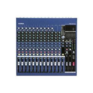 Yamaha MG16 16CH Mixer Bangladesh