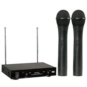 AHUJA AWM-490V2 Dual PA Wireless Microphone