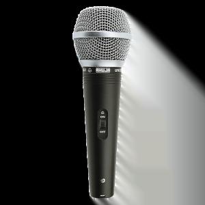 Ahuja AUD-100XLR Wired Microphone
