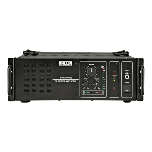Ahuja SPA-15000 1500 Watts High Power PA Amplifier