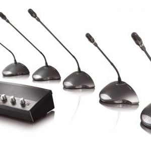 Bosch CCS-900 Wired Ultro Discussion Conference System