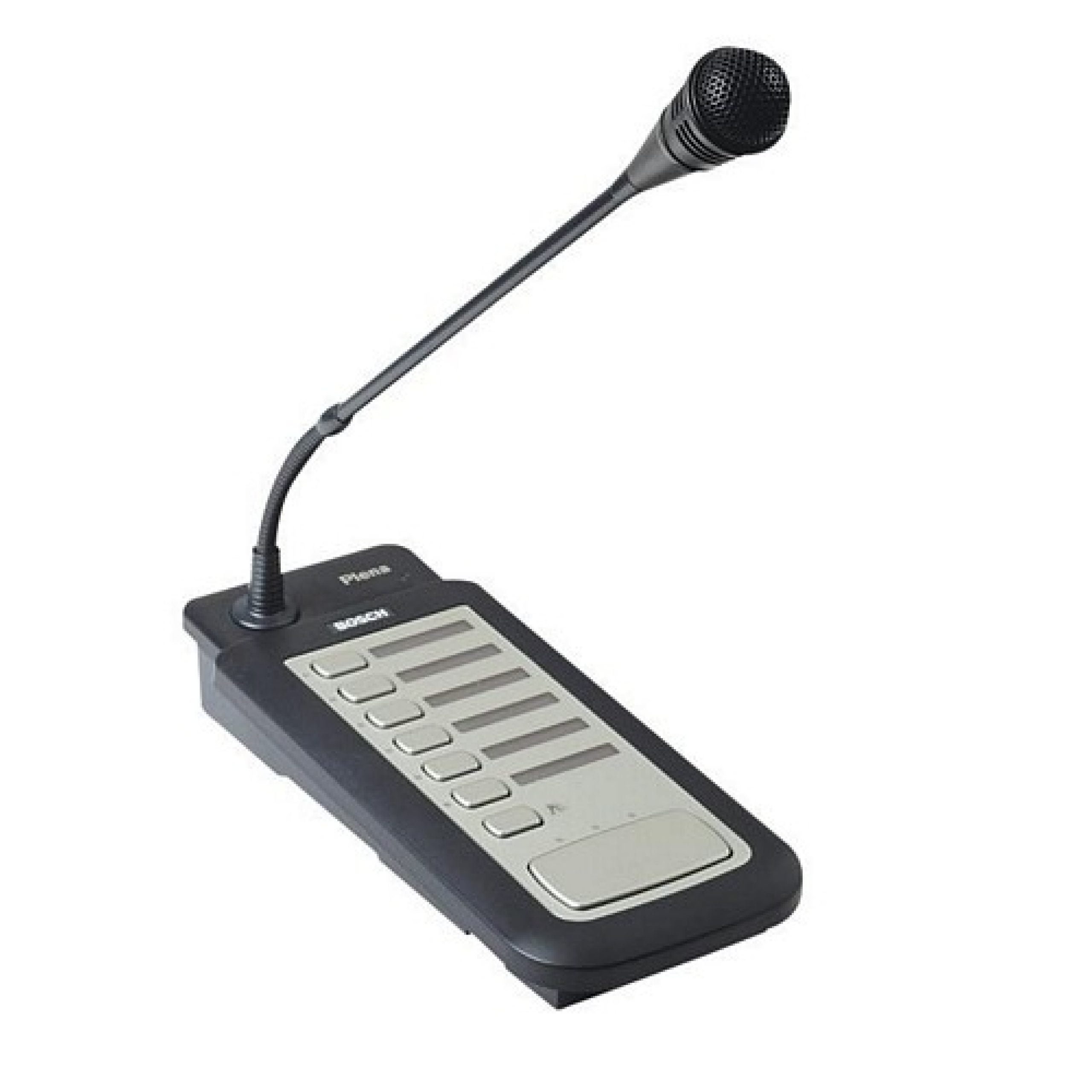 Bosch LBB1956/00 6 Zone Plena Voice Alarm Call Station