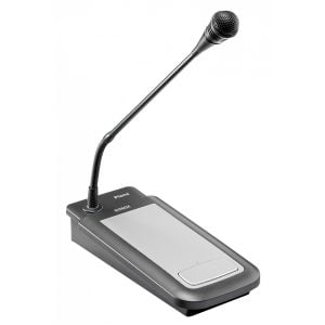 Bosch Plena PLE-1CS All Call Station Tabletop Paging Microphone