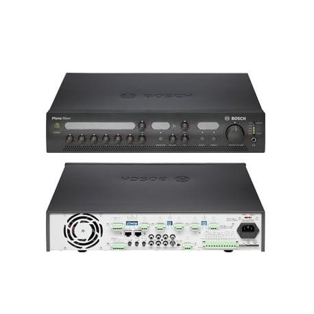 Bosch Plena PLE-2MA120 2 Zone Mixer Amplifier