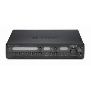 Bosch Plena PLE-2MA240 240Watts 2 Zone Mixer Amplifier