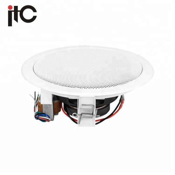 "ITC T-105Y 5"" 6W Ceiling Speaker"