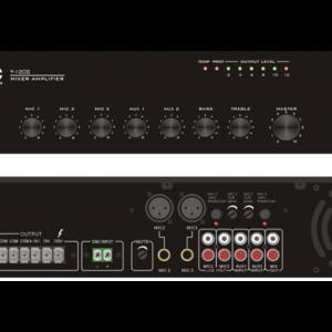 ITC T-120B 120Watts Mixer Amplifier