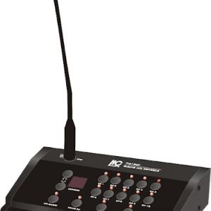 ITC T-218 10 Zone Desktop Paging PA Microphone