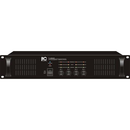 ITC T-4S240 240W 4-channel Power Amplifier