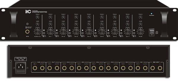 ITC T-6240 Pre-Amplifier
