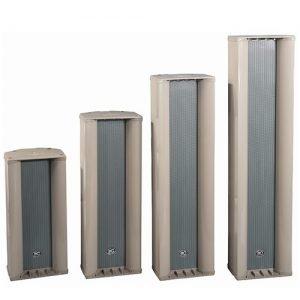ITC T-801N IP Digital Network Active Waterproof Column Speaker, 15W