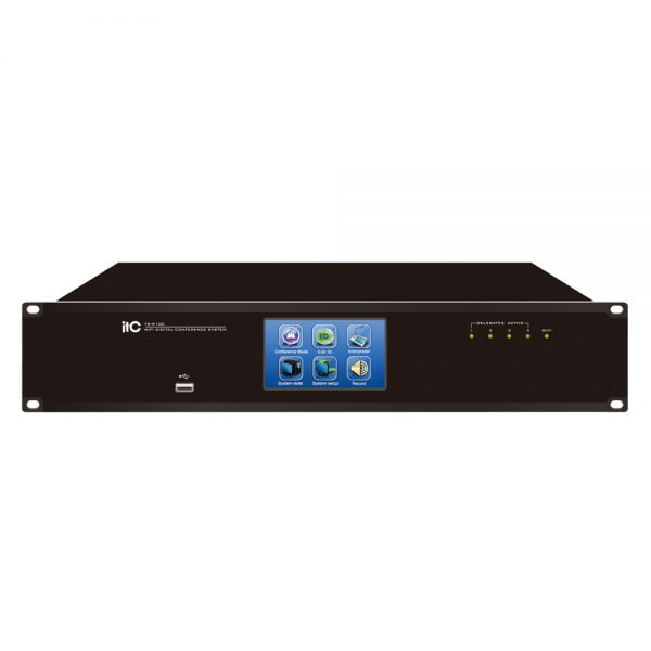 ITC: TS-W100 WiFi Digital Conference System Controller
