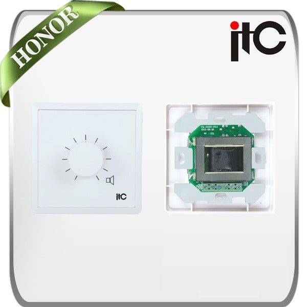 ITC T-674 Volume Control