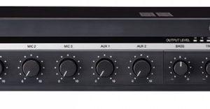 TOA A-1360MK2 360Watts PA Amplifier