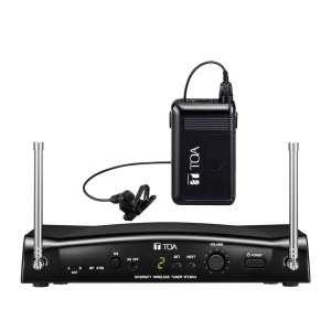 TOA WS-5325M Price in BD | Wireless Microphone Set in BD, TOA WS-5325 Wireless Set BD
