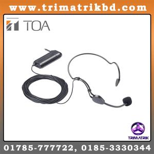 TOA EM-370 Headset Microphone in Bangladesh