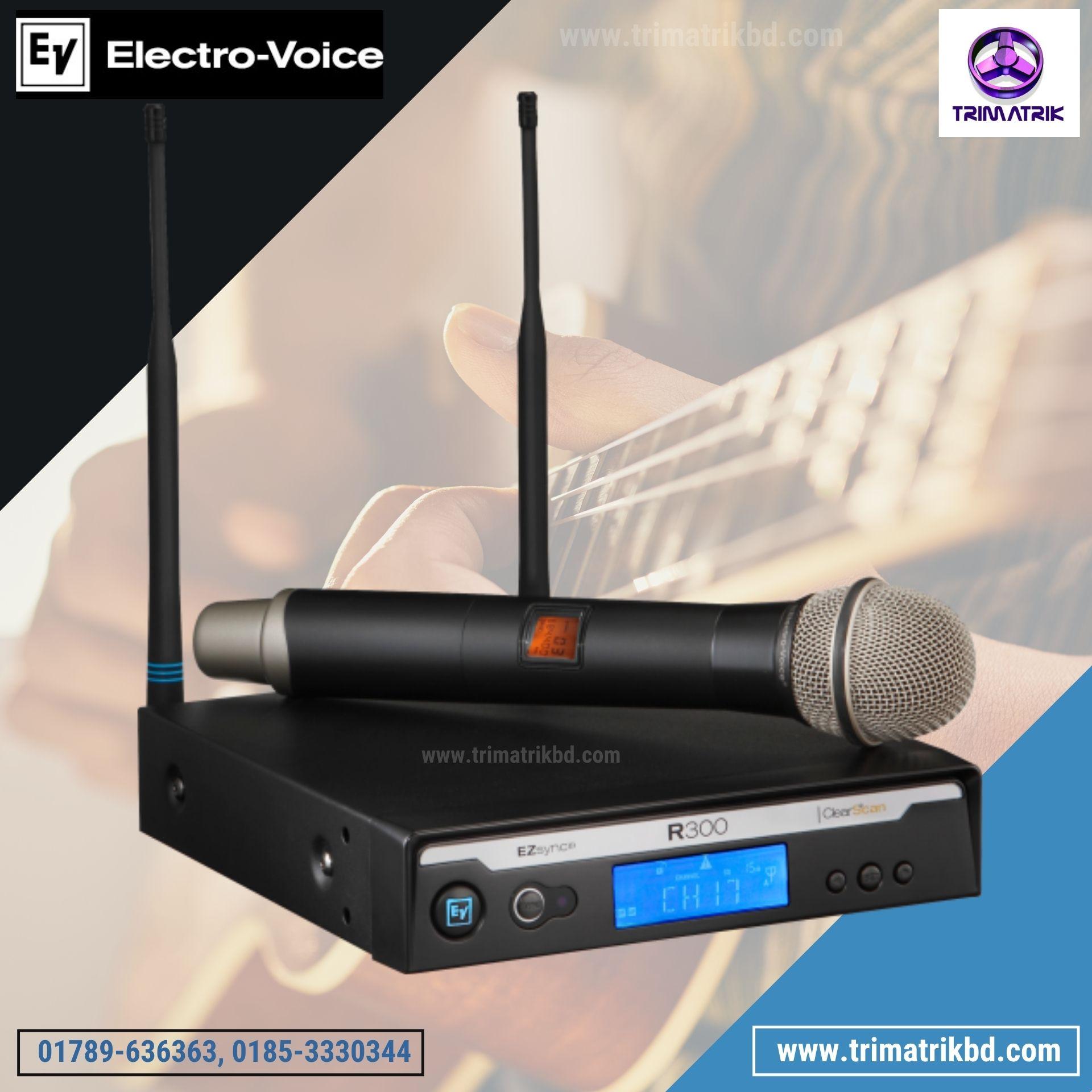 Electro Voice R300-HD Bangladesh
